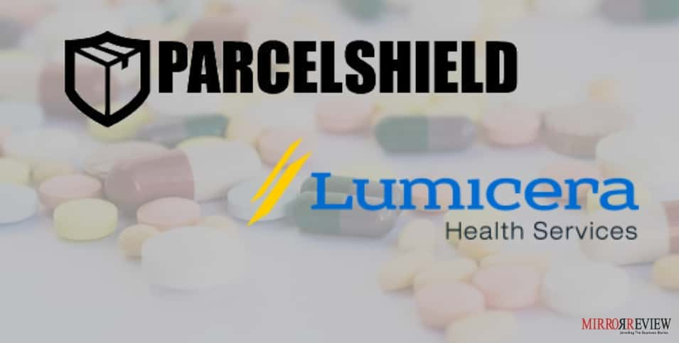 Lumicera Partners with ParcelShield