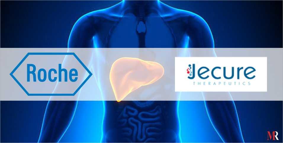 Roche acquire biotech Jecure