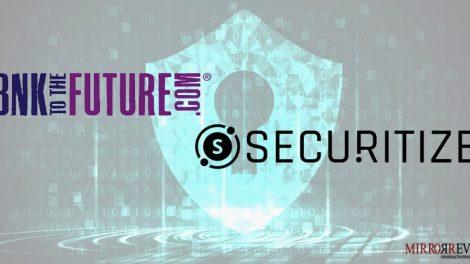 Securitize BnkToTheFuture partnership