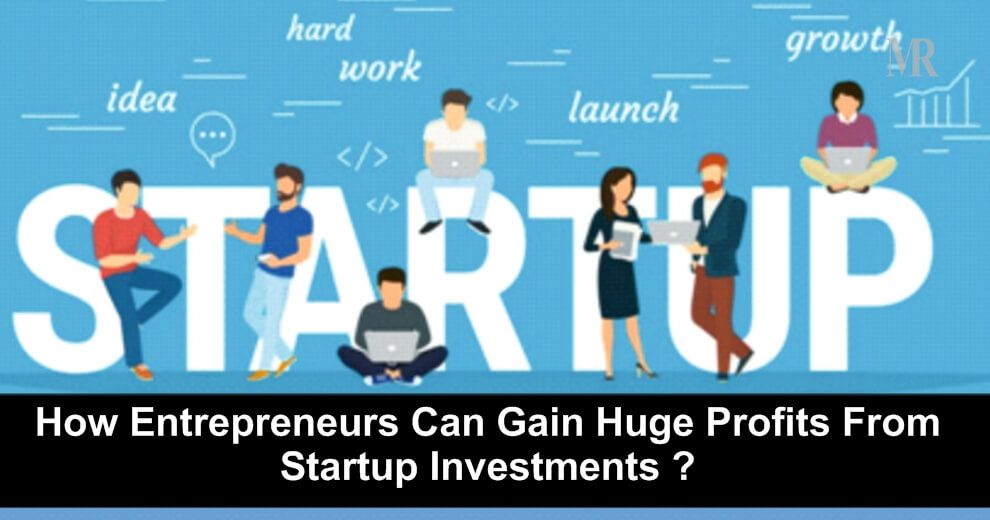 gain from Startup Investments