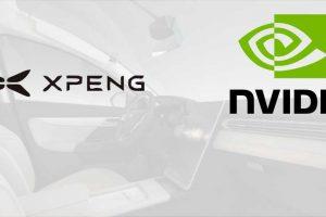 XPENG Motors and NVIDIA's partnership