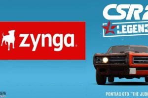 Zynga releases new CSR2 legends feature