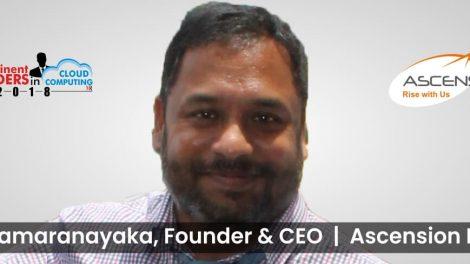 Dimuth Samaranayaka Ascension IT