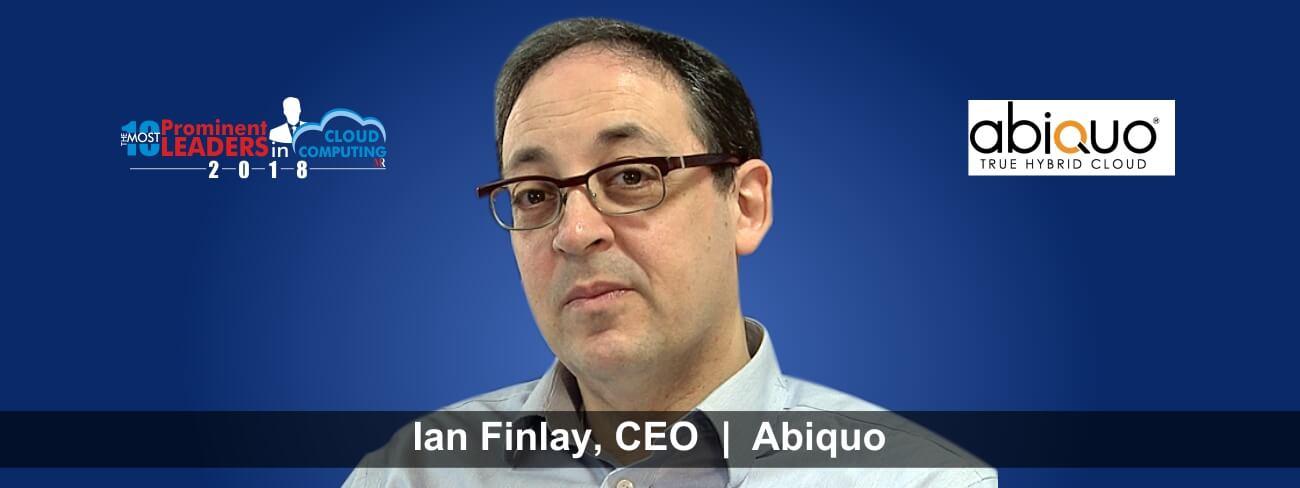 Ian Finlay Abiquo