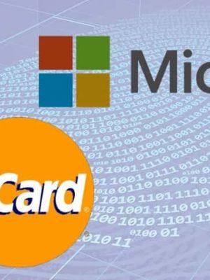 MasterCard teams up with Microsoft