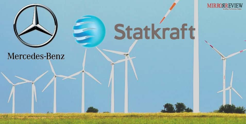 Mercedes-Benz Cars and Statkraft contribute to energy transition
