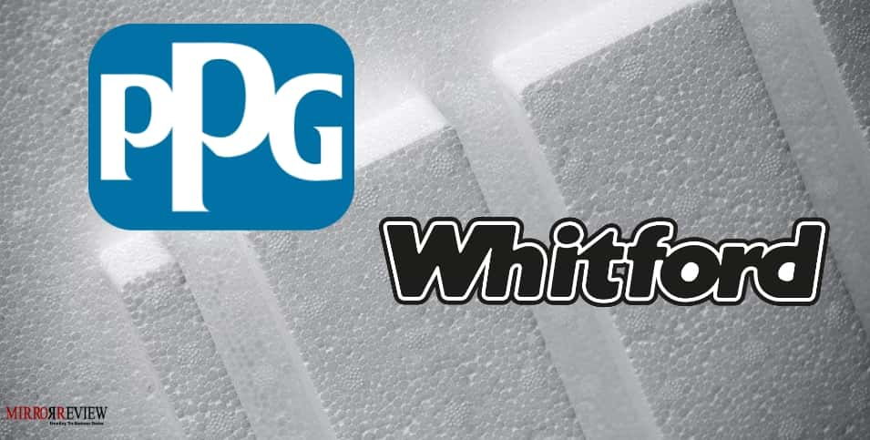 PPG to acquire Whitford Worldwide