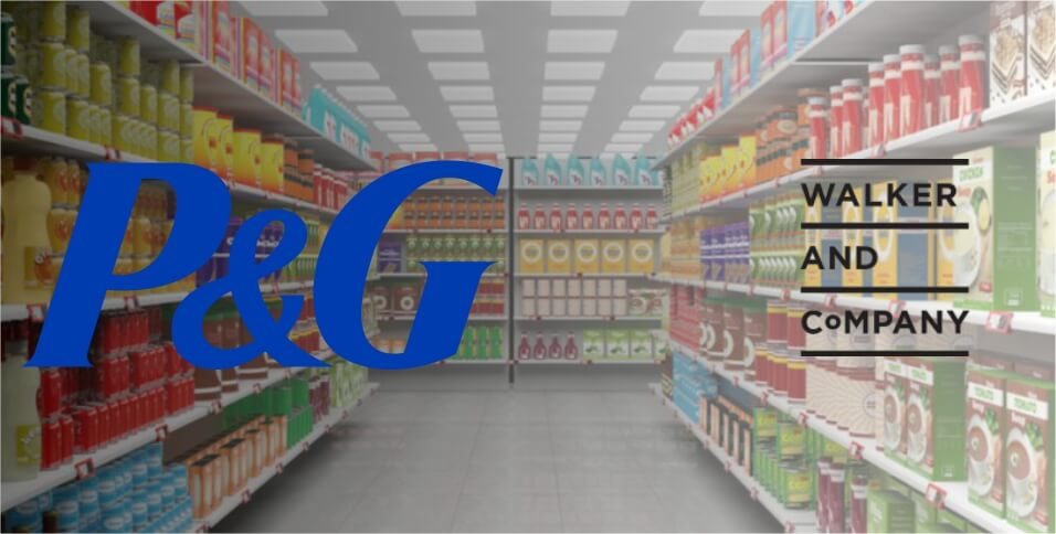 Walker & Company joins Procter & Gamble