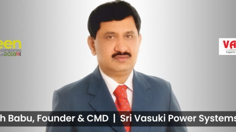 Sri Vasuki Power Systems Pvt Ltd