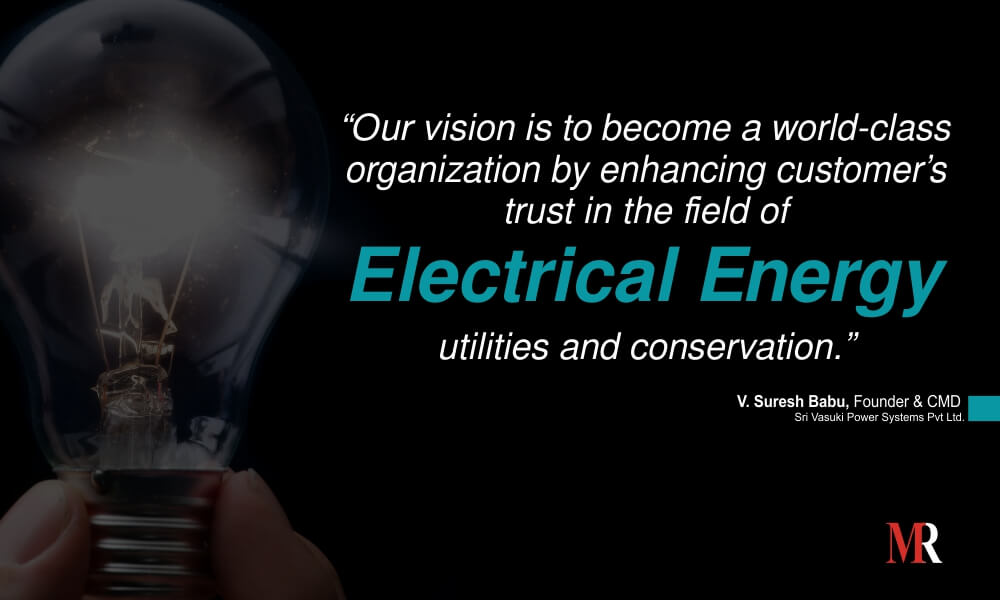 Sri Vasuki Power Systems Pvt Ltd.