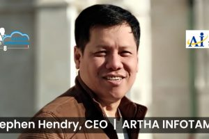 Stephen Hendry ARTHA INFOTAMA