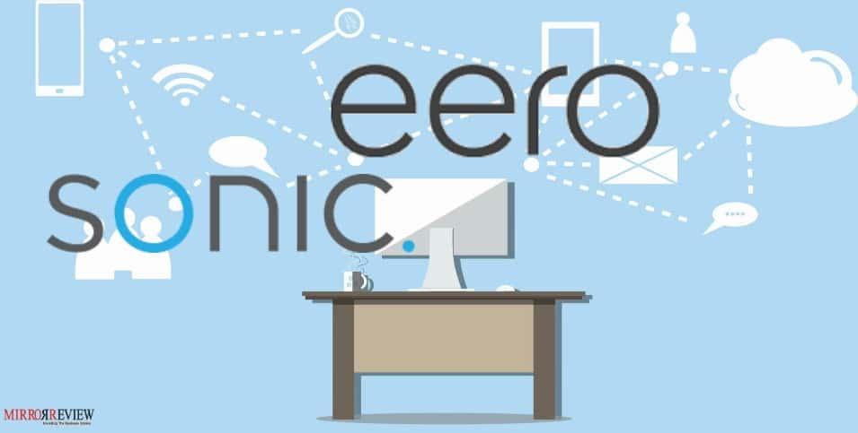 Sonic Partners with eero inc.