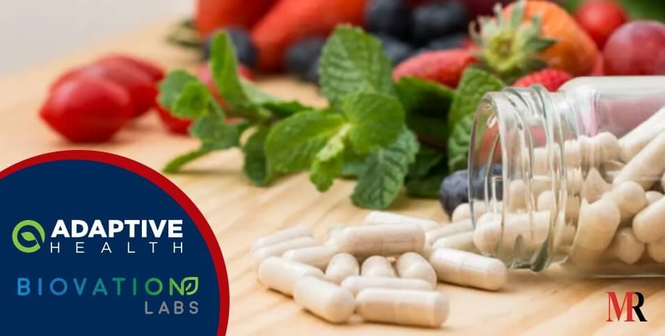 Adaptive Health acquiring Biovation Labs