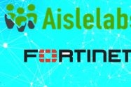 Aislelabs partnership Fortinet