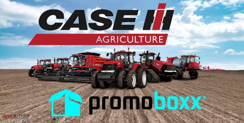 Case IH Partners Promoboxx