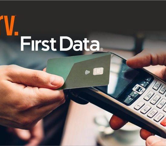 Fiserv First Data Corporation combine