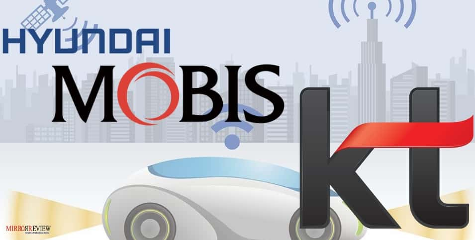 Hyundai Mobis and KT Corporation