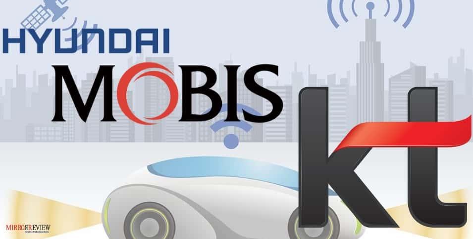 Hyundai Mobis and KT Corporation