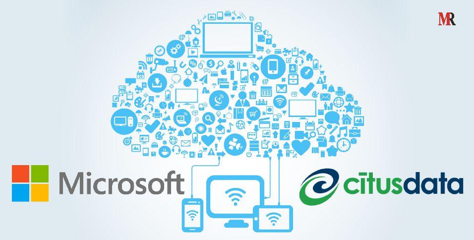 Microsoft Buys Citus Data