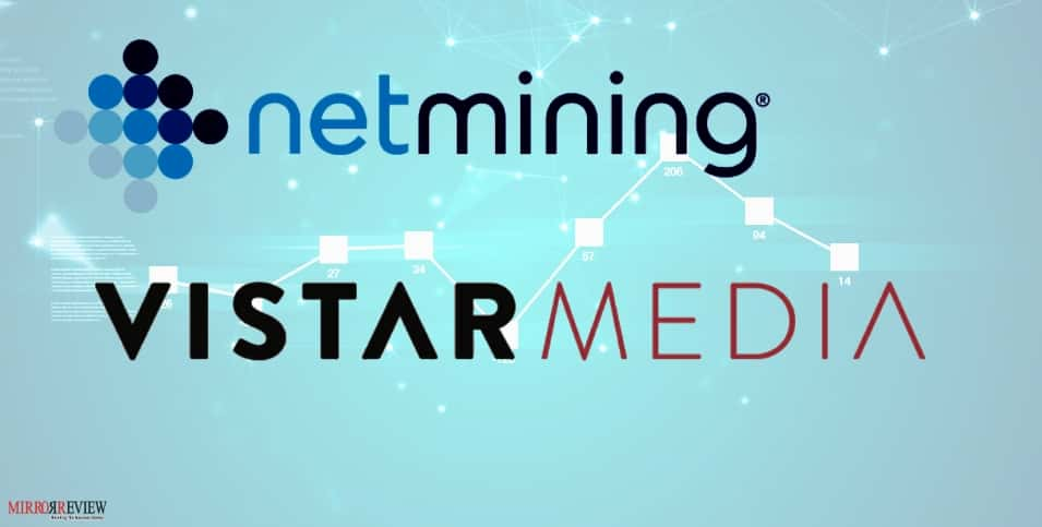Netmining Partners Vistar Media