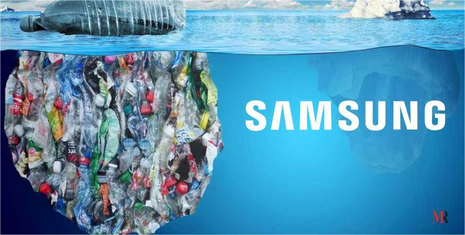 Samsung says no to plastic