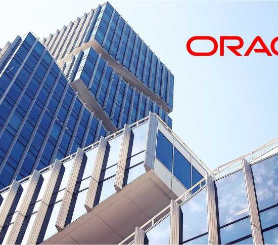 Oracle data center in India