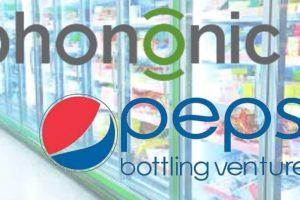 Phononic Partners Pepsi Bottling