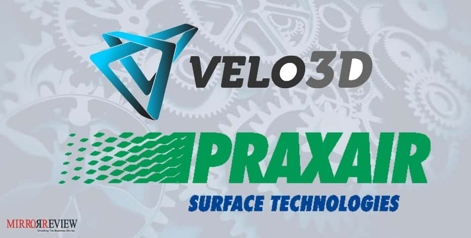 PST partners with Velo3D