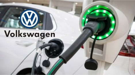 Volkswagen electric vehicle production