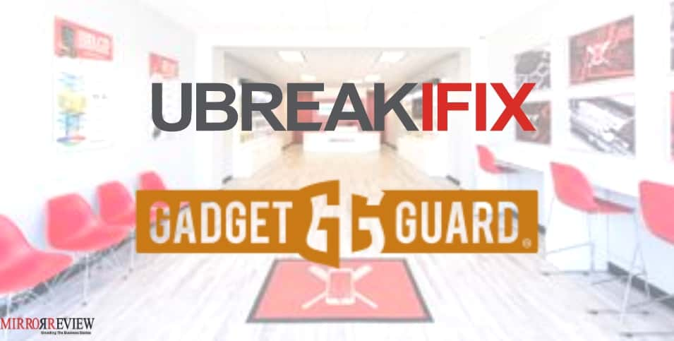 uBreakiFix partners Gadget Guard