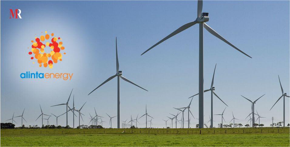 Alinta Energy wind farm