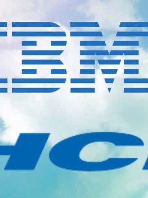 HCL partners IBM