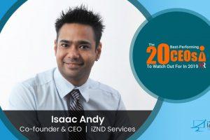 Isaac Andy