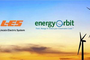 Lincoln Electric System energyOrbit teams up