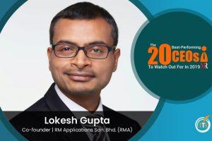 Lokesh Gupta RMA