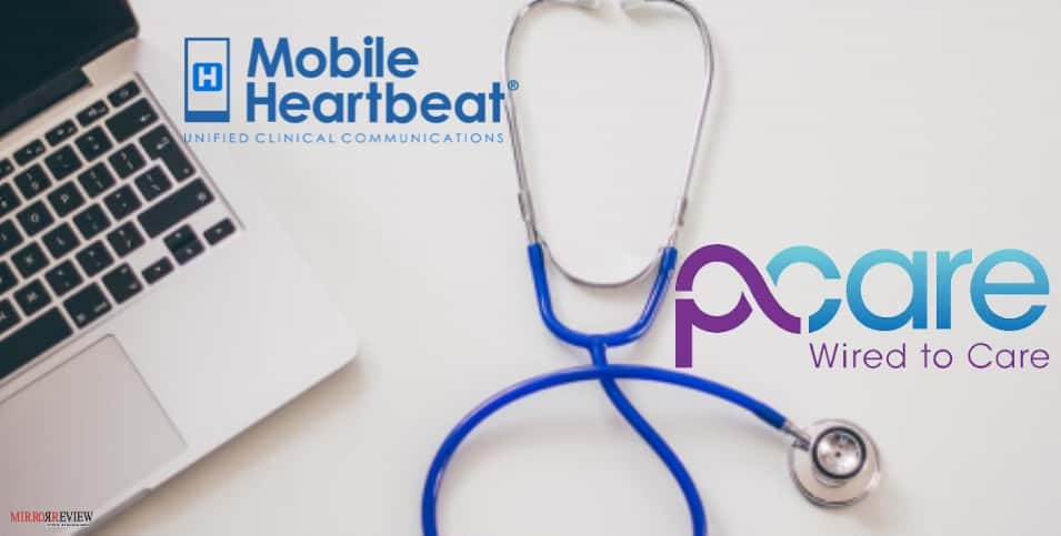 Mobile Heartbeat partners pCare