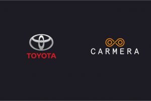 Toyota and Carmera HD maps