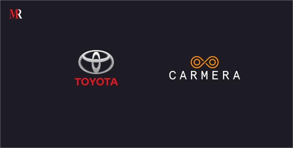Toyota and Carmera HD maps