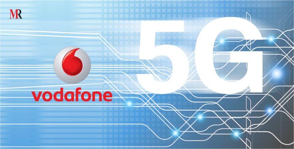 Vodafone M87 enable 5G speeds