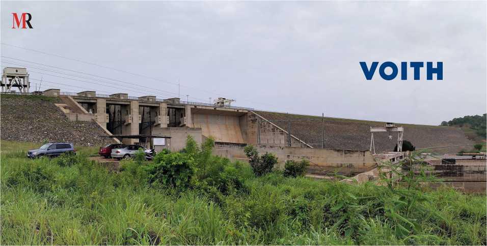 Nangbeto Hydropower Plant