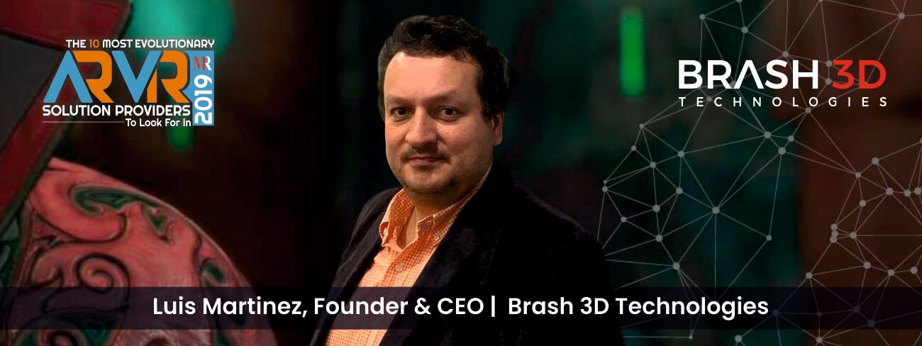 Brash 3D