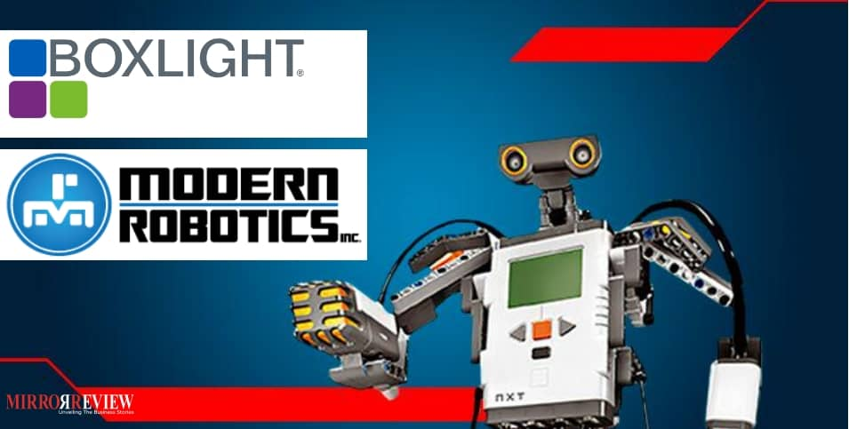 Boxlight acquires Modern Robotics
