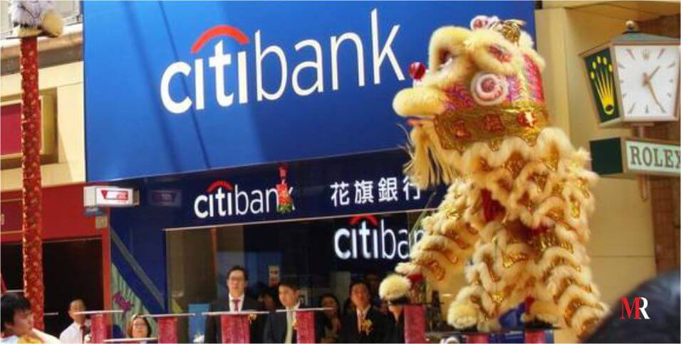 Citi Asia wealth management