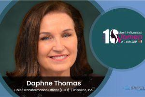 Daphne Thomas CTO at iPipeline, Inc.