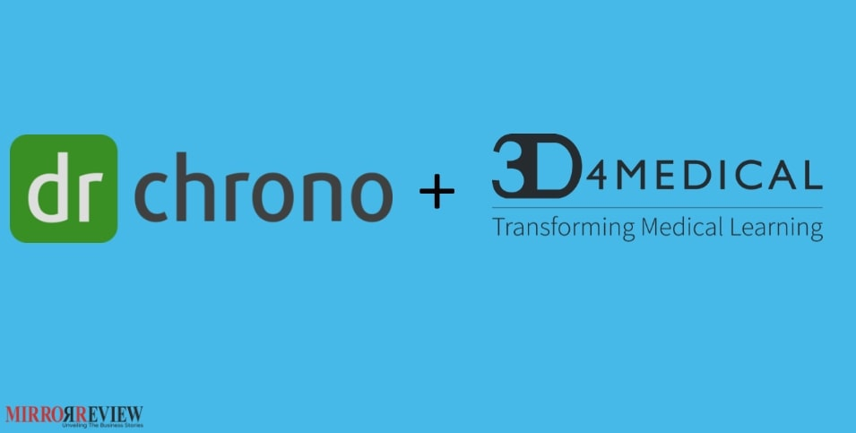 DrChrono partner 3D4Medical