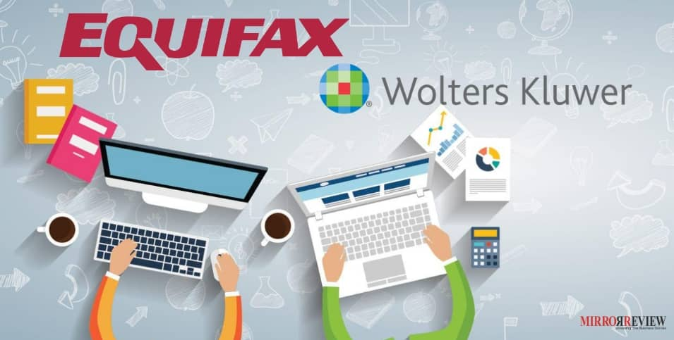 Equifax partner Wolters Kluwer