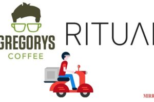 Gregorys coffee partners with Ritual