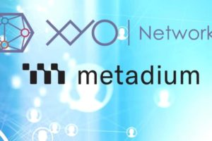 Metadium partner XYO