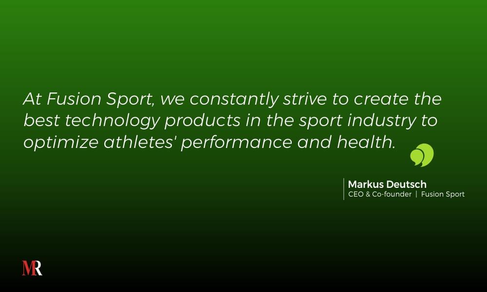 Fusion Sport human performance