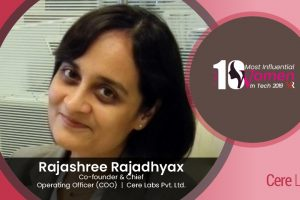 Rajashree Rajadhyax COO at Cere Labs Pvt. Ltd.